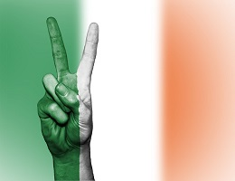 Immigrate to UK from Ireland